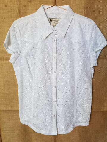 *Outback Trading 'Daisy' Shirt (42153)