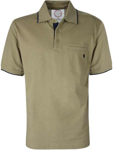 *Thomas Cook Mens Heritage 1-Pocket S/S Polo (T6S1502022)