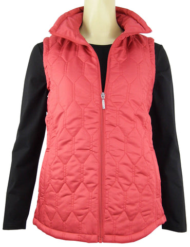*Equinox Womens Quilted Vest (2226)