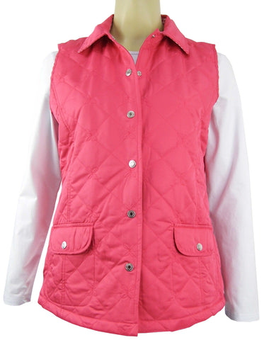 *Equinox Womens Quilted Vest (2234)
