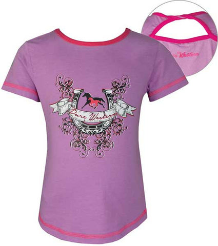*Thomas Cook Pure Western Girls Carley S/S Top (P6S5506061)