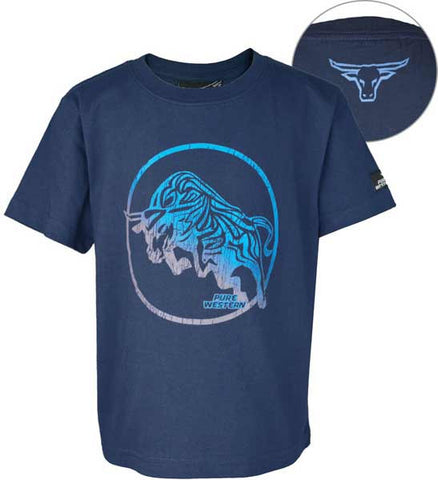 *Thomas Cook Pure Western Boys Xander S/S Tee (P6S3501019)