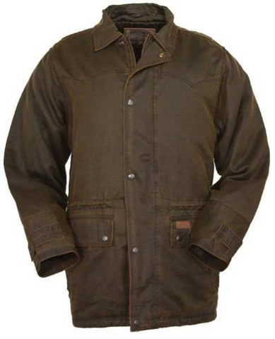 Outback Trading Mens 'Ranchers' Jacket (2802)
