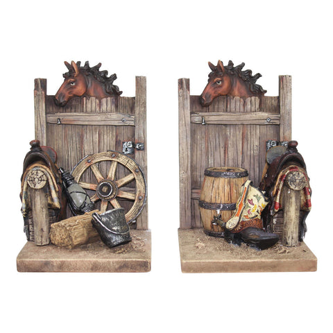 Thomas Cook Pure Western Bookends (PCP1901GFT)
