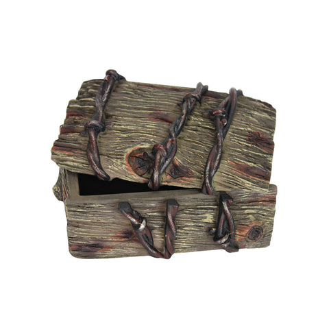 Thomas Cook Pure Western Barbwire Wooden Look Jewllery Box (PCP1902GFT)