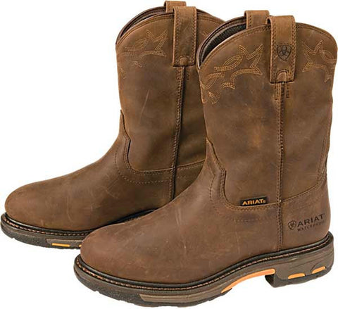 Ariat® Mens 'Workhog' H20 (10001198)