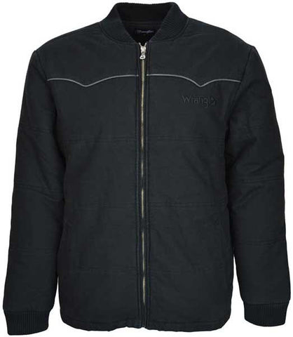 *Wrangler Mens 'Dustin' Canvas Jacket (X7W1781148)