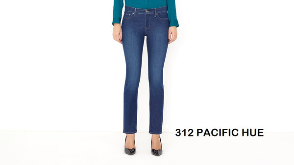 Levi's® Womens 312 Slim Shaping Jeans (19627-0020)