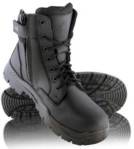 Steel Blue Soft Toe 'Enforcer' Mens Response Boot (320250)