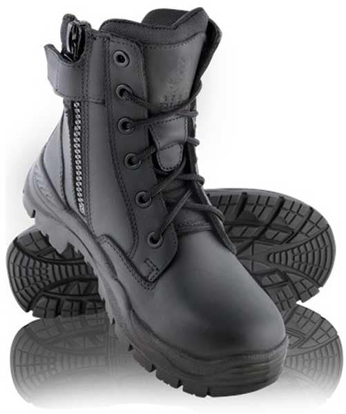 Steel Blue Soft Toe 'Leader' Womens Response Boot (320550)