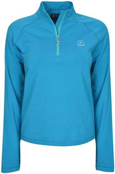 Thomas Cook Equestrian Womens L/S Riding Top (E7W2501002)