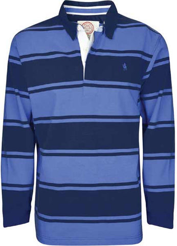 Thomas Cook Mens 'Patrick' Stripe Rugby (T7W1501018)