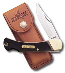 Schrade Old Timer Golden Bear Knife (6OT)