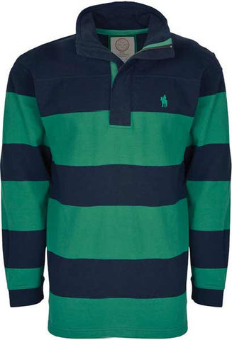 *Thomas Cook Mens 'Jack' Stripe Rugby (T6W1524024)