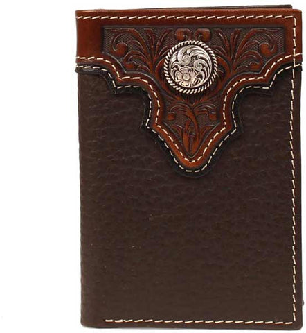 Ariat® Overlay Trifold Wallet (A3510602)