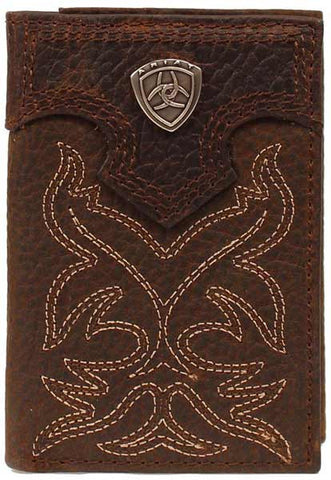 Ariat® Shield Trifold Wallet (A3511002)