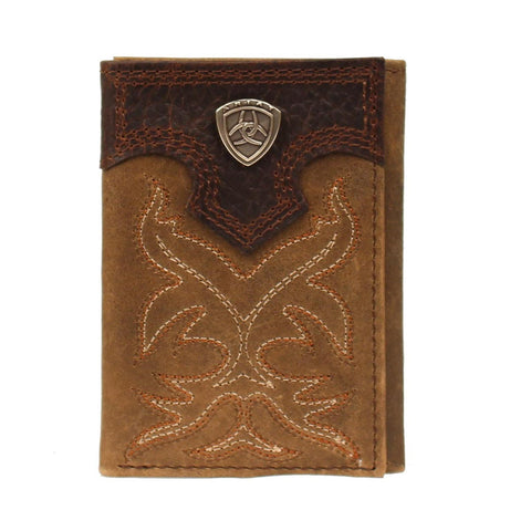 Ariat® Shield Trifold Wallet (A3511044)