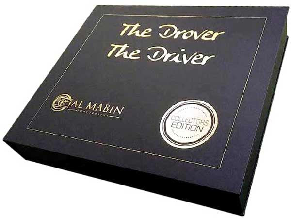 """The Drover/Driver"" Limited Edition Book Set"