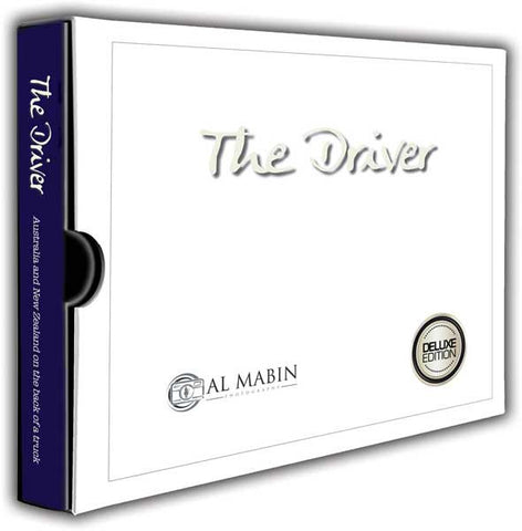 """The Driver"" Deluxe Edition Book"