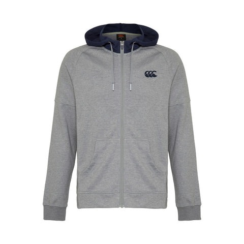 *Canterbury Mens Urban Zip Through Hoody (E553688)