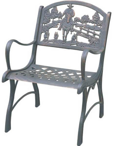 Chairs – Cast Iron (IC)