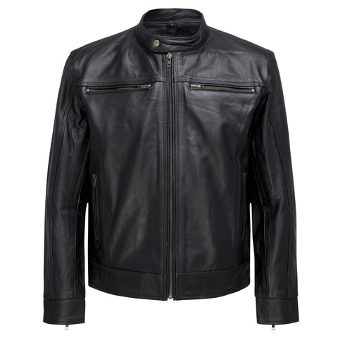 Johnny Reb 'Great Ocean' Leather Jacket (JRJ10003)