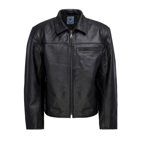 Johnny Reb 'Kennedy' Leather Jacket (JRJ10007)