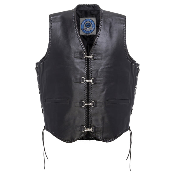 Johnny Reb 'Capricorn' Leather Vest (JRV10001)