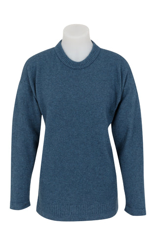 *MKM Womens Harmony Crew Neck Sweater (ME3091)