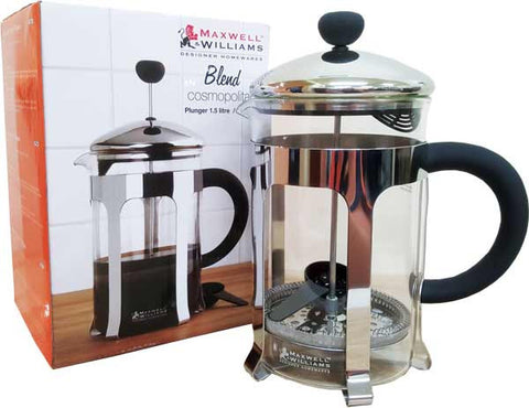 Maxwell and Williams 'Blend' Cosmopolitan Coffee Plunger