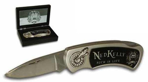'Ned Kelly' Collectable Pocket Knife