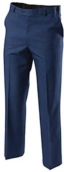 Hard Yakka Permanent Press Plain Front Poly-Viscose Trousers with Teflon and Supercrease (Y02594)