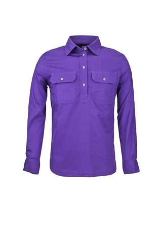 Ritemate Womens Pilbara Shirt Assorted Colours (RM300CF)
