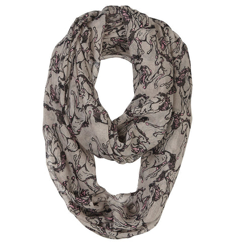 Brigalow Womens Infinity Scarves