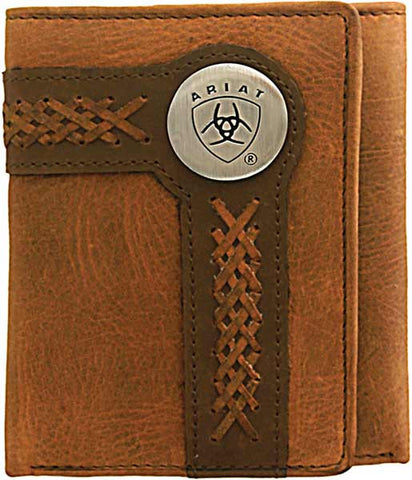 Ariat® Trifold Wallet (WLT3102A)