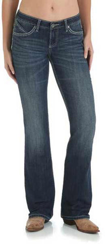 Wrangler Womens Ultimate Riding Jean - Shiloh (WRS40TA34)