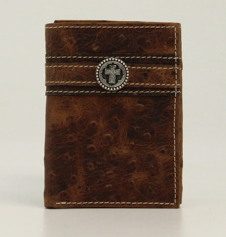 Ariat® Cross Trifold Wallet (A3517602)