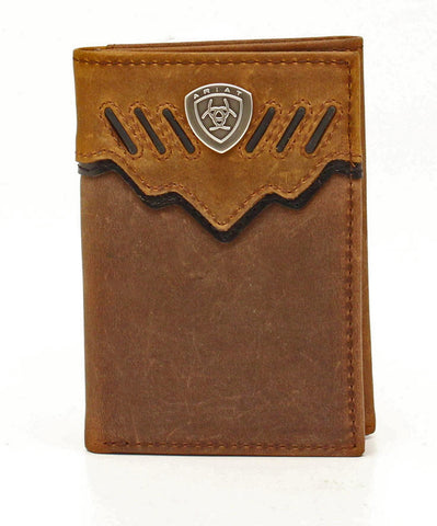 Ariat® Shield Trifold Wallet (A3521044)