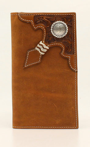 Ariat® Embossed Rodeo Wallet (A3524444)