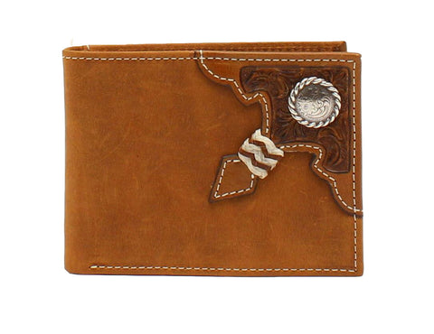 Ariat® Embossed Bifold Wallet (A3527644)