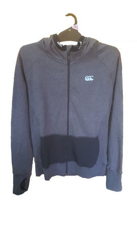 *Canterbury Womens Zip Through 'Coda' Hoody (E653407)