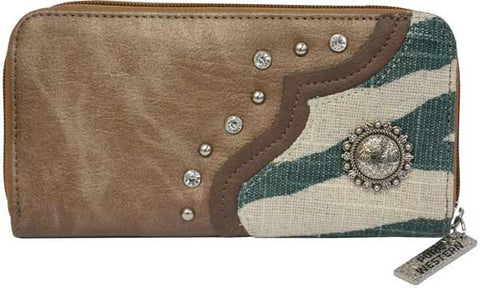 Thomas Cook Pure Western Womens Kristy Wallet (P6Y2922WLT)