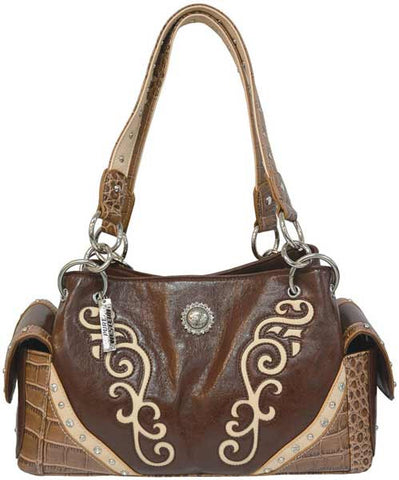 Thomas Cook Pure Western Womens Pam Handbag (P6Y2923HBG)