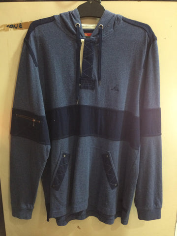 *R.M.Williams Mens 'Ridgelands' Hooded Jumper