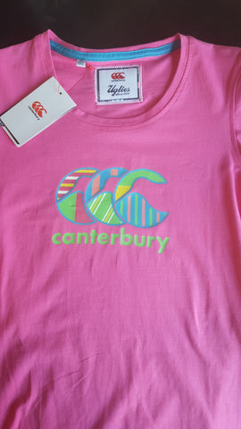 * Canterbury Womens Assorted T'ees
