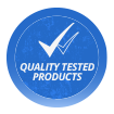 Quality Tested Products