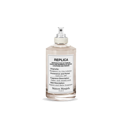 Maison Margiela Replica Whispers In The Library Eau De Toilette