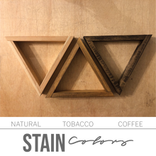 Load image into Gallery viewer, Handmade Vibes Tri Sign | Southern Cypress Wood