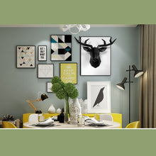 Load image into Gallery viewer, 3D Deer Antlers Wall Sculpture