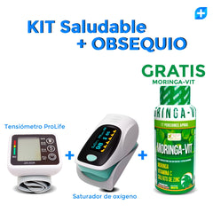 Kit Saludable + Obsequio